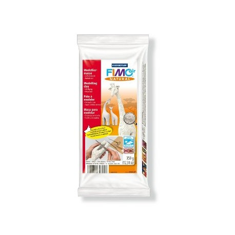 Fimo Air Natural 350g Edelweiss White