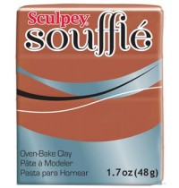 Sculpey Souffle Cinnamon *ONLY 9 IN STOCK*