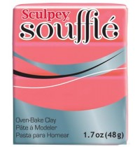Sculpey Souffle Guava *OUT OF STOCK*