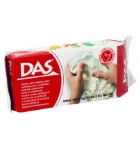 DAS White Air Dry Clay 500g *OUT OF STOCK*