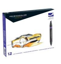 Prismacolor Premier Double Ended Marker Set of 12