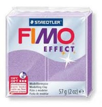 Fimo Soft Effect Lilac Pearl 56g