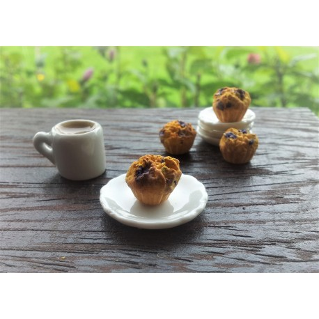 Miniature Blueberry Muffin Workshop