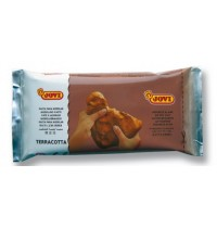 Jovi Terracotta Air Dry Modelling Clay 500g