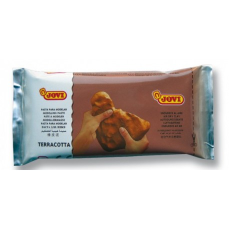 Jovi Terracotta Air Dry Modelling Clay 1kg