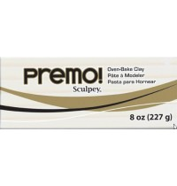Premo Sculpey White 227g *OUT OF STOCK*