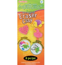 Sculpey Eraser Clay Kit