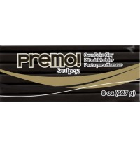 Premo Sculpey Black 227g *OUT OF STOCK*
