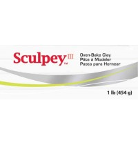 Sculpey III White 454g *OUT OF STOCK*