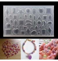 Silicone Pendant Mold Making Jewellery