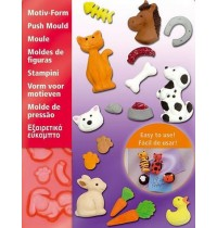 Fimo Pets Flexible Push Moulds