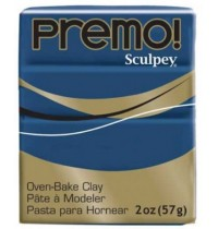 Premo Sculpey Navy *OUT OF STOCK*