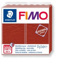 Fimo Leather Effect Rust