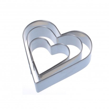 Heart Shape Cutter Set