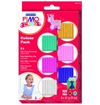 Fimo Kids Girlie Material Pack