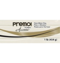 Premo Accents White Translucent 454g *OUT OF STOCK*