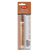Krylon Rose Gold Leafing Pen *OUT OF STOCK*