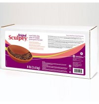 Original Sculpey Terracotta 3.6kg