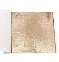 Champagne Gold Leaf 5 Sheets
