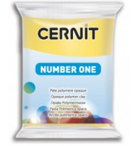 Cernit Number One Yellow *OUT OF STOCK*