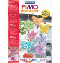 Fimo  Spring Push Mould