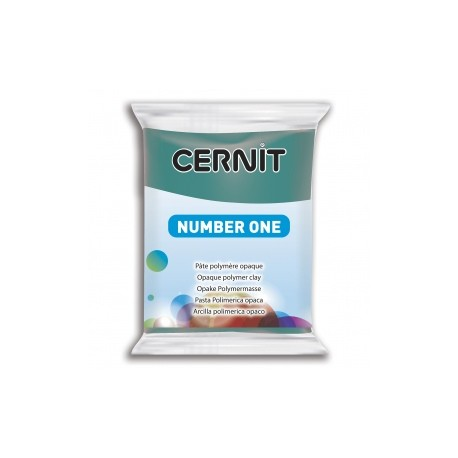 Cernit Number One Pine Green