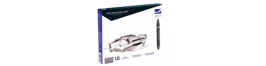 Prismacolor Greys Marker Sets