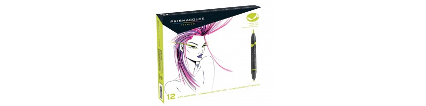 Prismacolor Premier Double-Ended Marker Sets