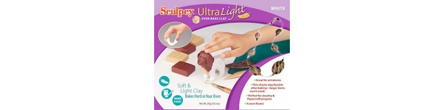 Sculpey Ultralight