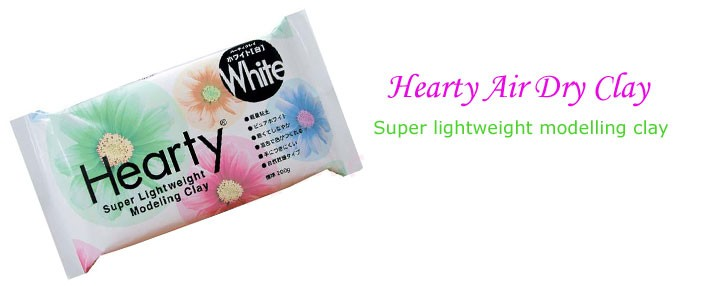 Hearty Super Lightweight Clay